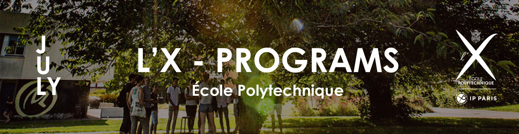 Interested in joining Ecole Polytechnique for an entry in September 2022?
